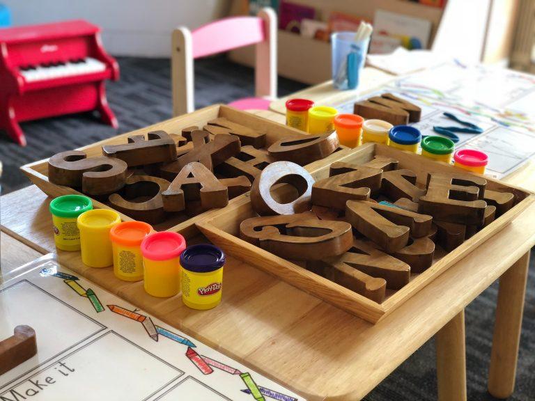 Early Years Foundation Stage (EYFS) I : Acercamiento a la Educación Infantil en Inglaterra